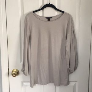 BANANA REPUBLIC TUNIC TOP